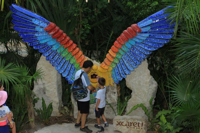 Xcaret, Soy Mexico